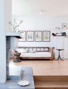 A serene norwegian space for the weekend.Yvonne Wilhelmsen, Femina.