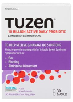 TuZen Probiotic $40.49 - from Well.ca