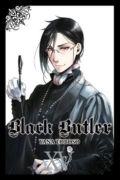 BLACK BUTLER by Yana Toboso | Yen Press