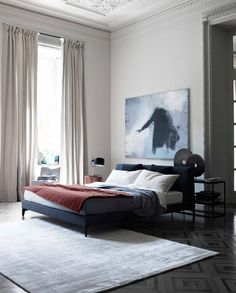 Louis Up bed - Letti - Meridiani Srl