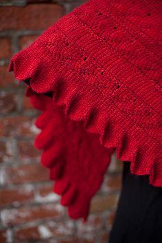 Ravelry: Phoenix pattern by Aoibhe Ni - tunisian crochet