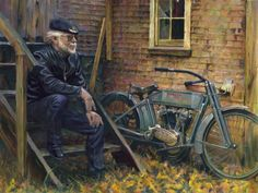 Willie G. painted by David Uhl