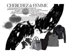 Untitled #271 by mlannan on Polyvore featuring Monki, New Look, SWEET MANGO, Michael Kors, La Femme and Charli