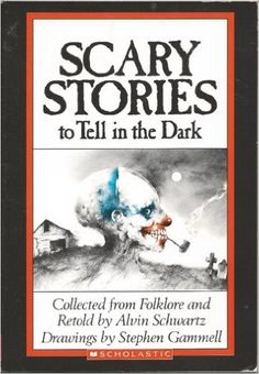 Scary Stories to Tell In the Dark by Alvin Schwartz 9780590431972 Scary Stories To Tell, Telling Stories, Scariest Stories, Scariest Books, Really Scary Stories, Creepy Stories, Dark Books, My Books, Book Quotes Love
