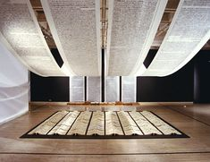 Xu Bing, A Book From the Sky