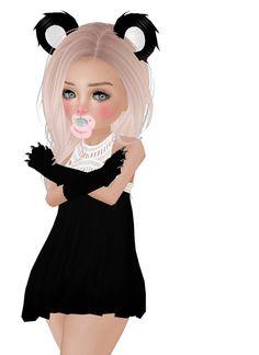 Baby Panda | Adorable | IMVU