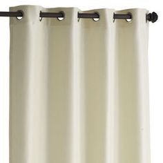 Shimmer Curtain - Pearl 84""