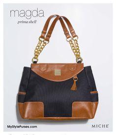 Miche Magda Prima Shell #miche