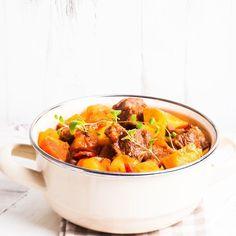 Le parfait bœuf bourguignon Macaroni And Cheese, Chili, Parfait, Pork, Beef, Cooking, Ethnic Recipes, Beef Bourguignon, Tomato Paste