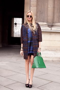Off-Duty Style: Paris Fashion Week Fall/Winter 2012