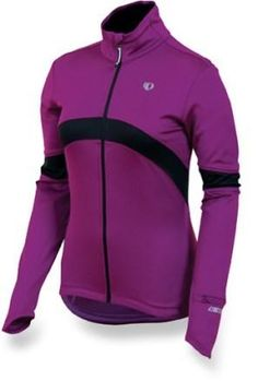 At REI Outlet: Women's Pearl Izumi Symphony Thermal Bike Jersey — Great for cool-weather riding!