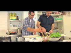 Aan de slag met Yotam Ottolenghi en Sami Tamimi voor een heerlijk Palestijns dessert, Mutabbaq. Natuurlijk een recept uit het nieuwe boek 'Jeruzalem'.