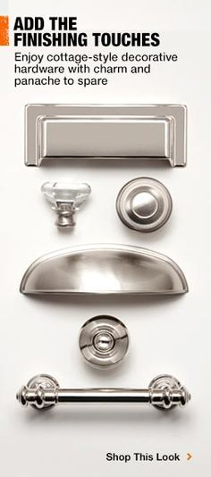 Hands Down, the Best Kitchen Cabinet Pulls at Home Depot | Pinterest ...