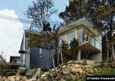 Japon | Krampon House : la maison qui grimpe, à Hyōgo