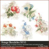 Vintage Blendables No. 16