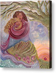 Testimony Painting by Shiloh McCloud - Testimony Fine Art Prints and Posters for Sale