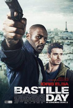 Bastille Day featuring Idris Elba and Richard Madden.
