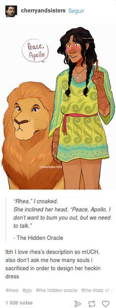 Hippie Rhea is worse then Vegan Iris<<< I think they're both pretty funny