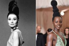 Lupita Nyong'o Just Gave The Classiest Response After Vogue Compared Her To Audrey Hepburn