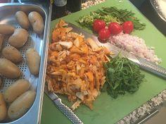 zumKochen: Eierschwammergröstl
