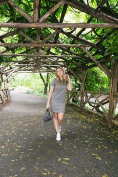 Look do dia: passeando pelo Central Park