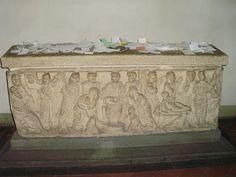 Sarcofago tardo romano del Beato Niccolò Stenone - Basilica di San Lorenzo, Firenze