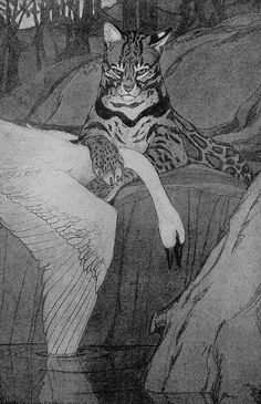 The end of the stalk, Charles Livingston Bull, 1910