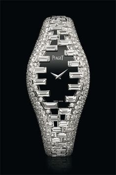 piaget montre diamants