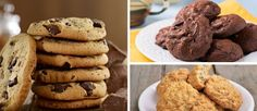 """Thick chocolate chips that melt on the tongue, the biscuit really nice """"che . Chocolate Desserts, Chocolate Chip Cookies, Chocolate Chips, Nutella Muffins, Cake Quotes, Cheesecake, Cake Videos, Great Desserts, Yummy Cookies"""