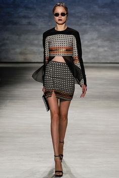 Bibhu Mohapatra Spring 2015 Ready-to-Wear Fashion Show