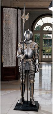 Looking for XoticBrands Classic Life Size Italian Armor Sculpture Statue Figurine ? Check out our picks for the XoticBrands Classic Life Size Italian Armor Sculpture Statue Figurine from the popular stores - all in one. Armadura Medieval, Medieval Knight, Medieval Armor, Medieval Gothic, Templer, Knight Armor, Suit Of Armor, Arm Armor, Helmet Design