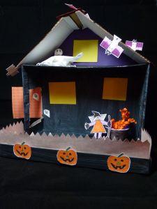 Shoebox Haunted House