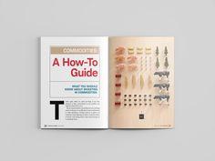 On Investing Magazine: Commodities Print Design, My Design, Investing, Animation, Magazine, Illustration, Magazines, Illustrations, Animation Movies