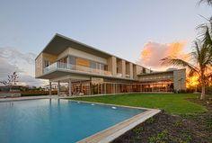 M-087 Amazing Modern Waterfront Home - Cap Cana Properties Dominican Republic Real Estate Properties - Luxury Caribbean Villas and Beachfront Properties