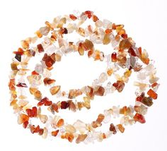 Red Agate Stone Chip Beads for Jewelry Making http://www.eozy.com/red-agate-stone-chip-beads-for-jewelry-making.html