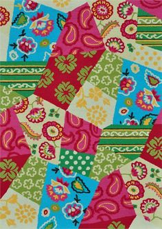@rosenberryrooms is offering $20 OFF your purchase! Share the news and save!  Bright Patch Juliana Rug #rosenberryrooms