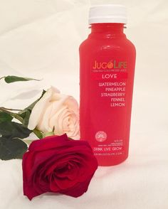 Happy Valentine's Day!  May your day be filled with Love with your special someone. If you're not getting enough love we'll give you a FREE LOVE when you buy 3 cold-pressed juices .