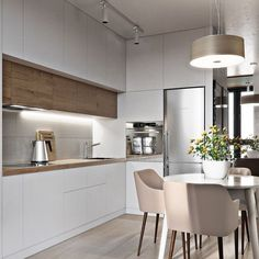 31 Modern Kitchen Concepts Every House Prepare Needs to See Luxury Kitchen Design, Kitchen Room Design, Best Kitchen Designs, Luxury Kitchens, Home Decor Kitchen, Kitchen Interior, Home Kitchens, Kitchen Ideas, Coastal Interior