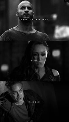 What if it all ends a bit to soon | The 100