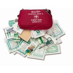 Gelert, ACC277, First Aid Kit, Travel Pak 3: Amazon.co.uk: Sports & Outdoors
