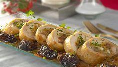 Recipe Chicken rolls with apple, nuts, or - Bebidas Para Adelgazar Rolled Chicken Recipes, Pollo Recipe, Recipe Chicken, My Favorite Food, Favorite Recipes, Low Carb Recipes, Cooking Recipes, Pollo Chicken, Love Food