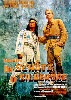 Poster zum Film: Schatz im Silbersee, Der