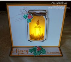 With a bow on top: International Blog Hop highlighting Stampin' Up! products