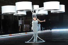 #artRave by #LadyGaga #Artpop release #Fashion #Art #Music #photography #MarinaAbramovic #JeffKoons #InezAndVinoodh #BenjaminRollinsCaldwell #BOGUE
