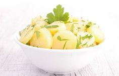Sour Cream, Salad Recipes, Healthy Recipes, Ard Buffet, Menu, Vegetable Recipes, Cantaloupe, Potato Salad, Salads