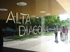 #Alta #Diagonal   #Señalización   #Signaling   #Projects   #Proyectos #directorio #directori #barcelona #labeling #lettering #directory   Essa Punt