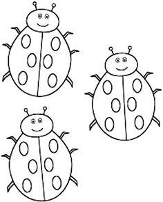 Lovebug Printable Digital Download PDF By Enchantedezignstudio