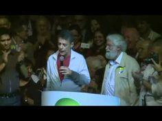 Chico Buarque, Leonardo Boff e Oscar Niemeyer no manifesto de artistas e intelectuais - 2010