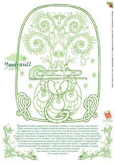 ✿ Tattoos ✿ Celtic ✿ Norse ✿ yggdrasill