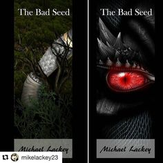 Do these intrigue you?? Go check out @mikelackey23 and purchase The Bad Seed! I…